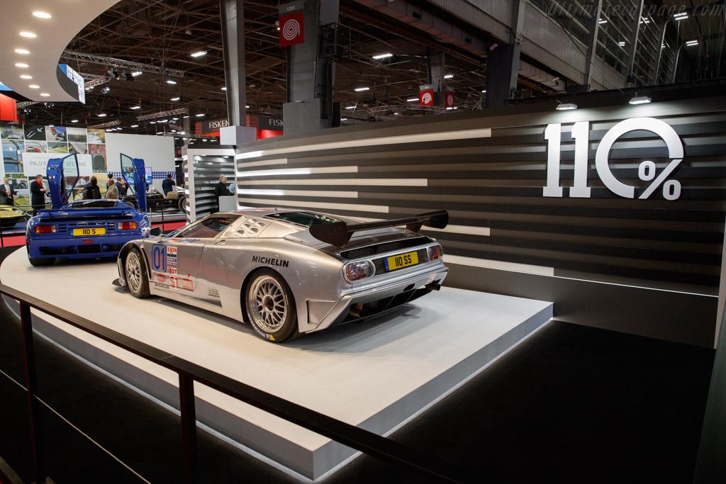 Bugatti EB 110 SS Le Mans - Chassis: ZA9BB02E0SCD39044  - 2020 Retromobile