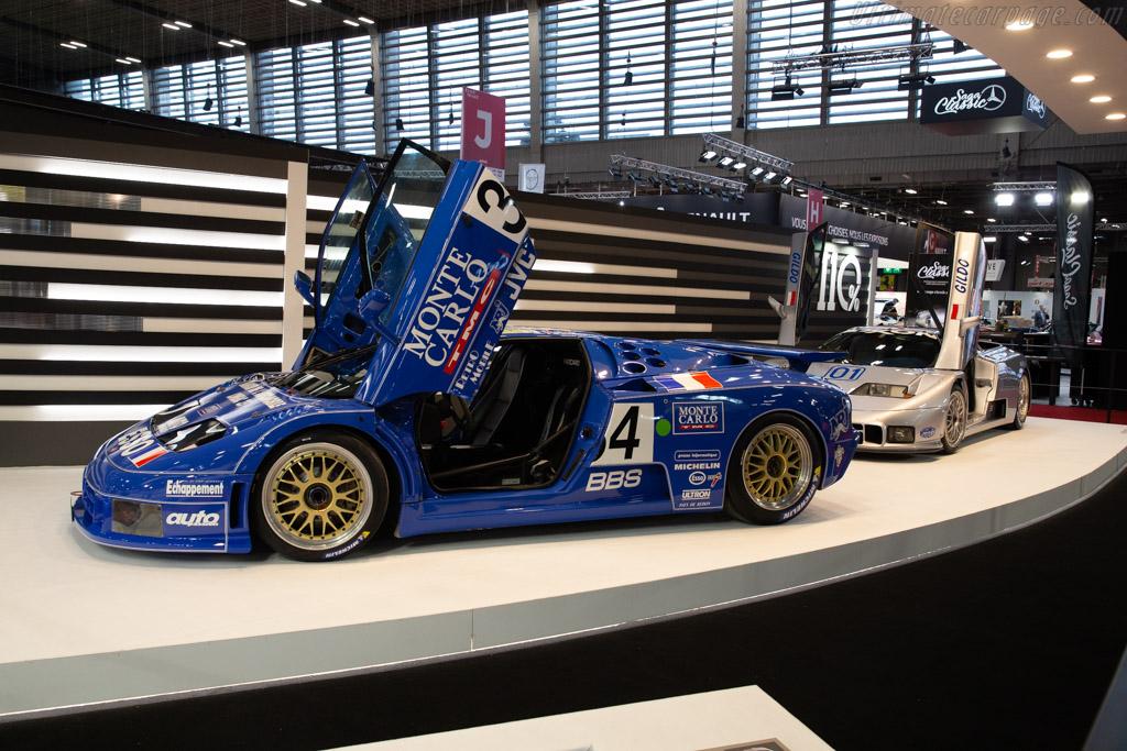 Bugatti EB 110 SS Le Mans - Chassis: ZA9BB02E0RCD39016  - 2020 Retromobile