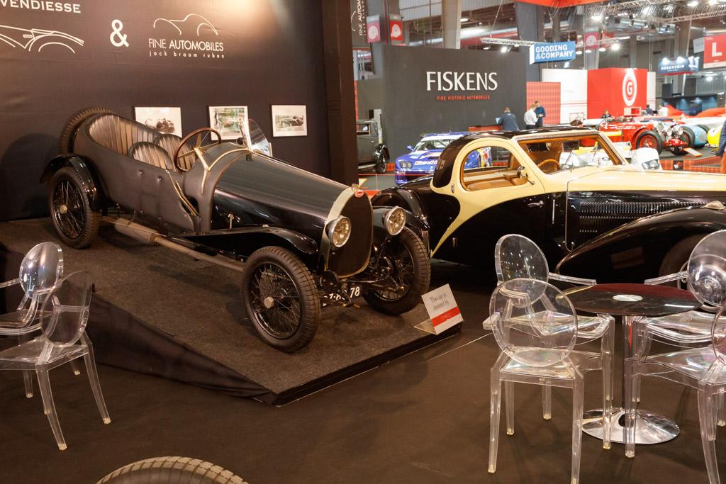 Bugatti Type 13 Brescia   - 2020 Retromobile