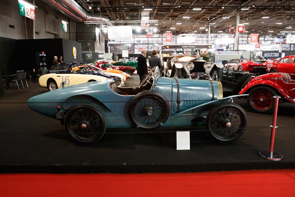 Bugatti Type 22 Brescia - Chassis: 918 - Entrant: Lukas Hüni - 2020 Retromobile