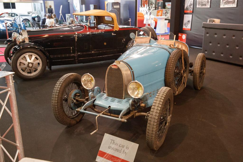 Bugatti Type 35C   - 2020 Retromobile