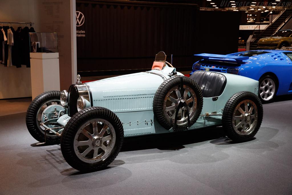 Bugatti Type 35C - Chassis: 4935 - Entrant: Bugatti Automobiles - 2020 Retromobile