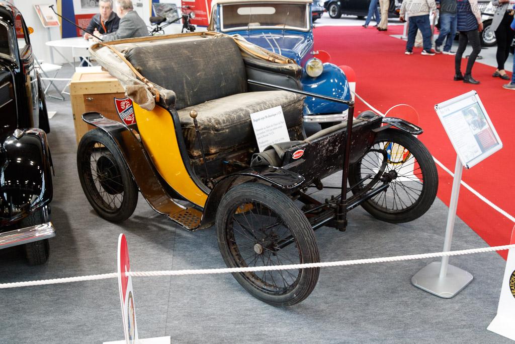 Bugatti Type 56   - 2020 Retromobile