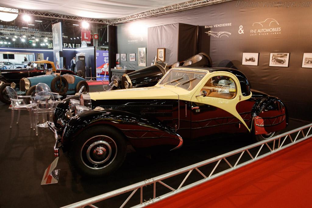 Bugatti Type 57 - Chassis: 57432  - 2020 Retromobile