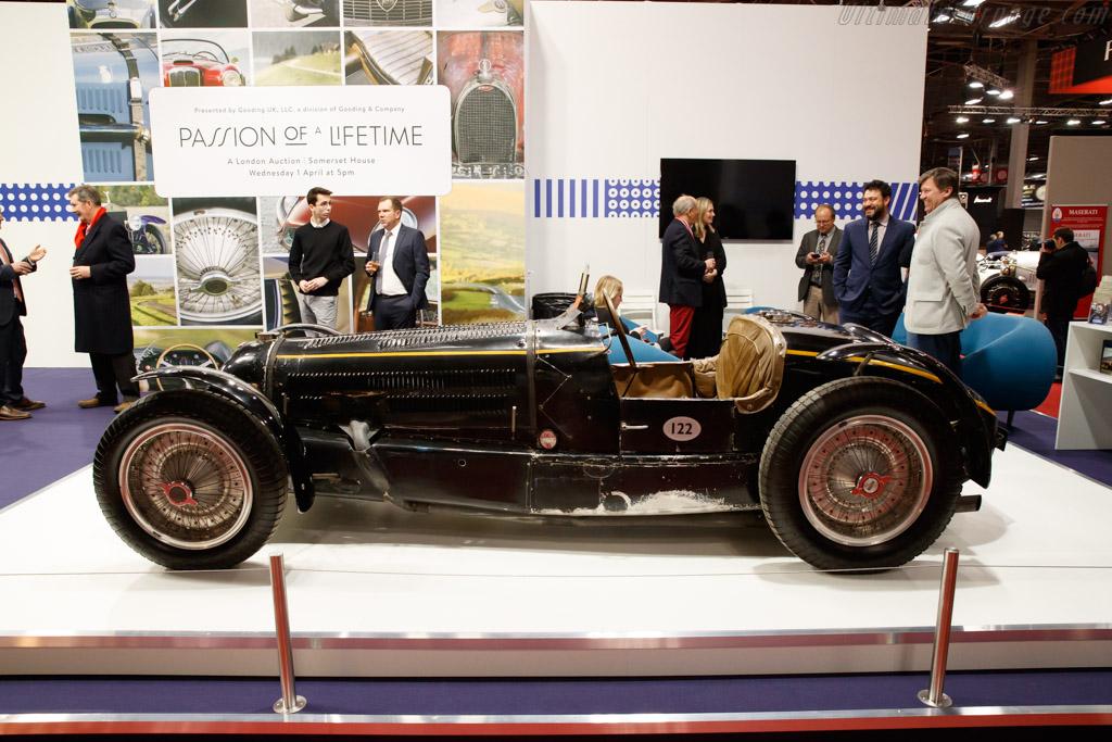 Bugatti Type 59 - Chassis: 57248 - Entrant: Gooding & Co. - 2020 Retromobile