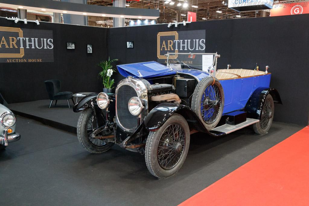 Chenard & Walker 3.0 Litre Le Mans Skiff - Chassis: 18227 - Entrant: Arthuis Auction House - 2020 Retromobile