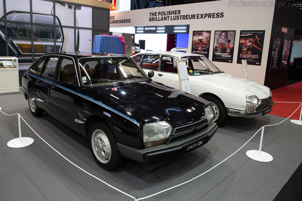 Citroën GSA  - Entrant: Citroën - 2020 Retromobile