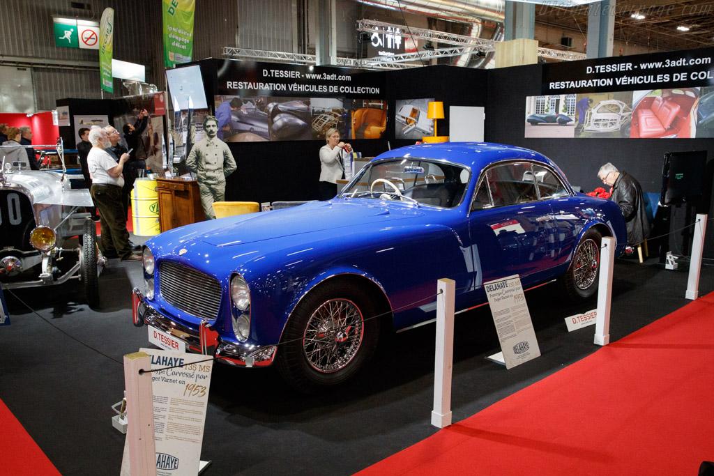 Delahaye 135 MS Faget Varnet Coupe  - Entrant: D. Tessier - 2020 Retromobile