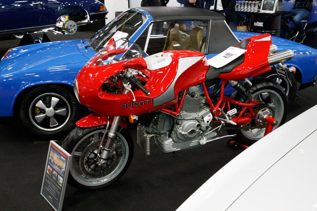 Ducati MN 900 Evolution   - 2020 Retromobile