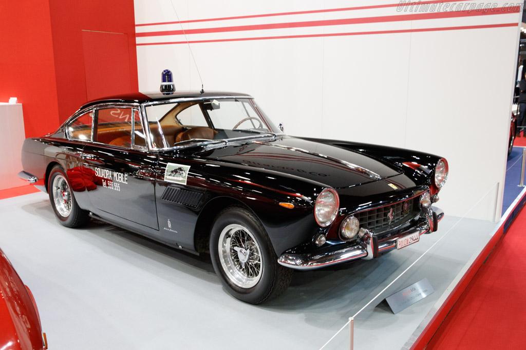Ferrari 250 GTE - Chassis: 3999GT - Entrant: Girardo & Co. - 2020 Retromobile