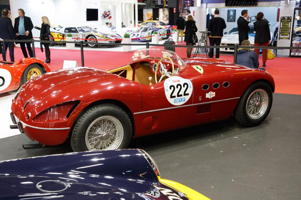 Ferrari 250 MM Vignale Spyder - Chassis: 0330MM - Entrant: Tradex - 2020 Retromobile