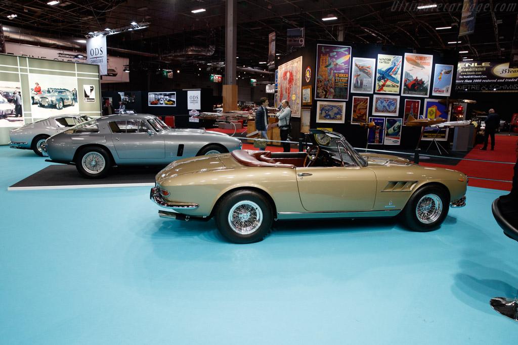 Ferrari 275 GTS - Chassis: 07297 - Entrant: Kidston - 2020 Retromobile