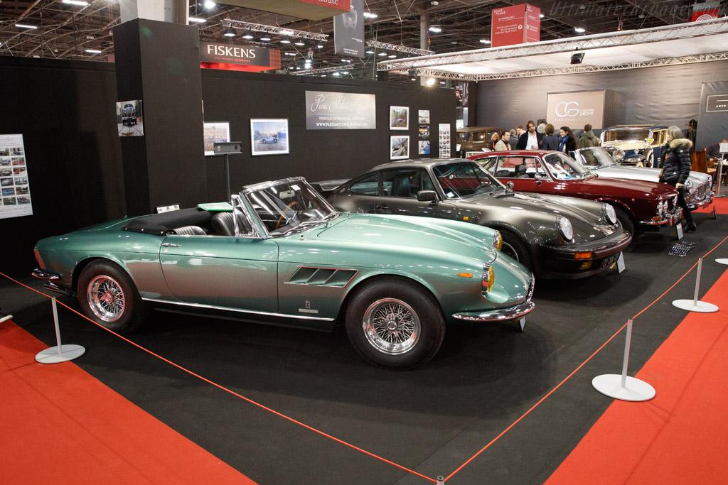 Ferrari 275 GTS - Chassis: 07541 - Entrant: Paris Motor Legends - 2020 Retromobile