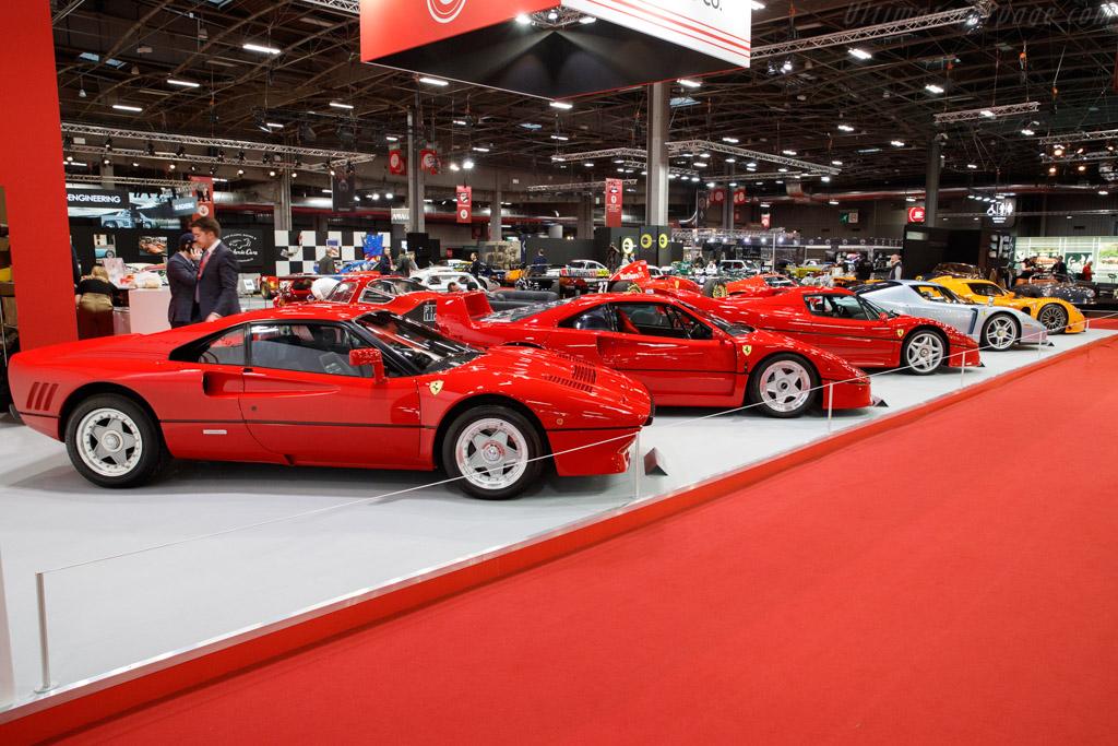 Ferrari 288 GTO - Chassis: 55631 - Entrant: Girardo & Co. - 2020 Retromobile