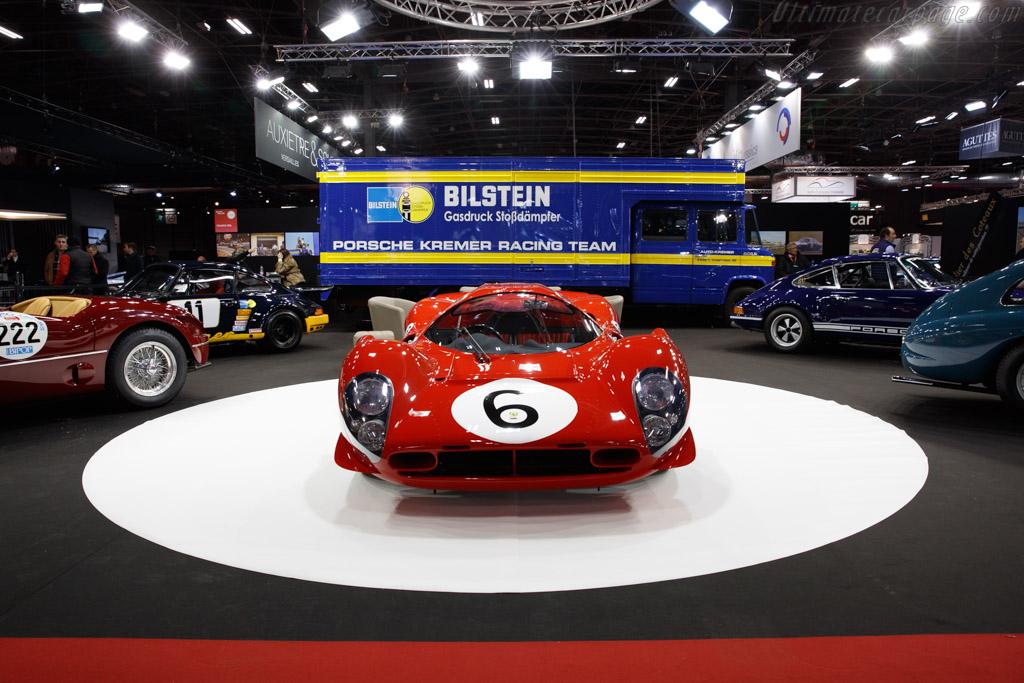 Ferrari 330 P4 - Chassis: 0858 - Entrant: Tradex - 2020 Retromobile