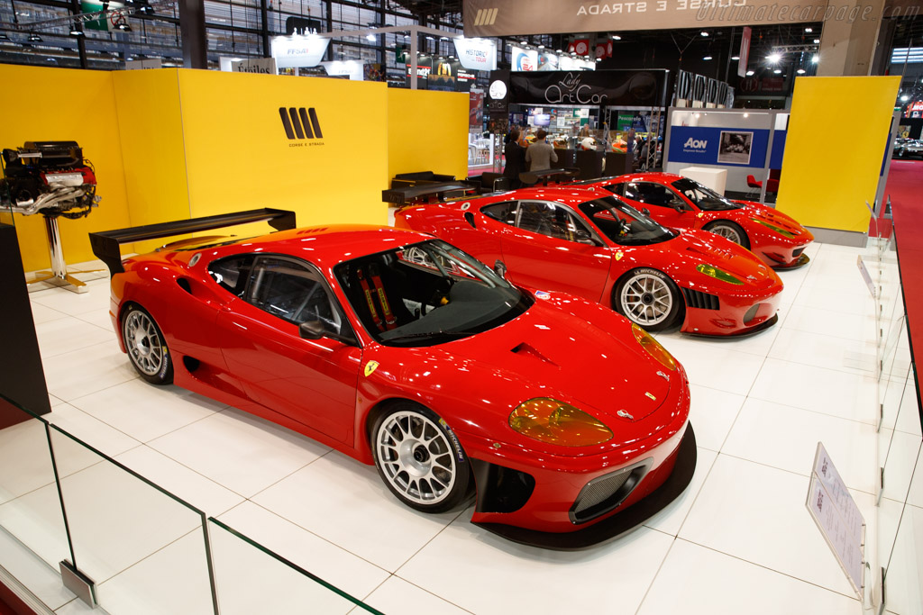 Ferrari 360 GT  - Entrant: Corse e Strada - 2020 Retromobile