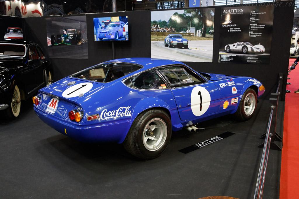 Ferrari 365 GTB/4 Competizione - Chassis: 14065 - Entrant: Aguttes - 2020 Retromobile