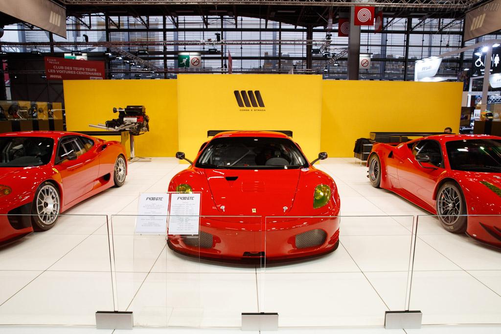 Ferrari 430 GTC  - Entrant: Corse e Strada - 2020 Retromobile