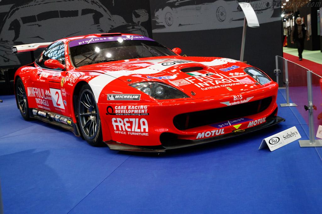 Ferrari 550 Maranello GTS - Chassis: 108418 - Entrant: RM Sotheby's - 2020 Retromobile