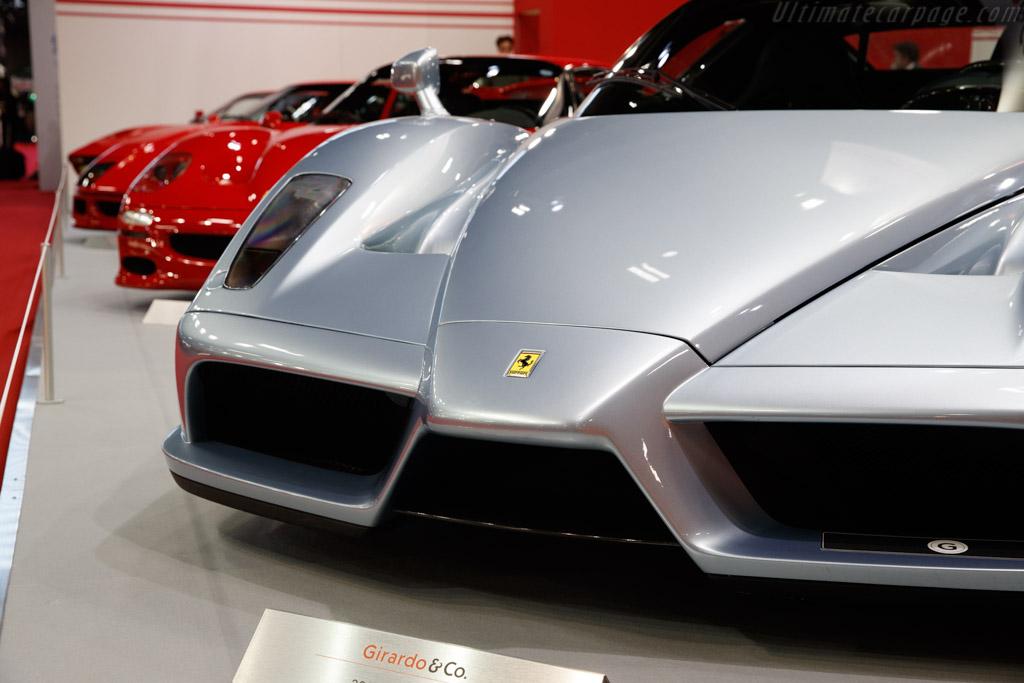 Ferrari Enzo - Chassis: 138879 - Entrant: Girardo & Co. - 2020 Retromobile