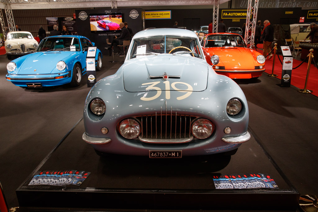Fiat 8V - Chassis: 106*000008 - Entrant: Ruota da Sogno - 2020 Retromobile