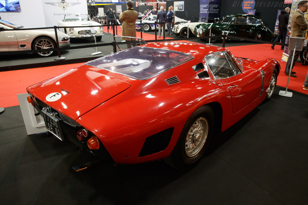 Iso Grifo A3/C - Chassis: B 0212 - Entrant: Speed 8 Classics - 2020 Retromobile