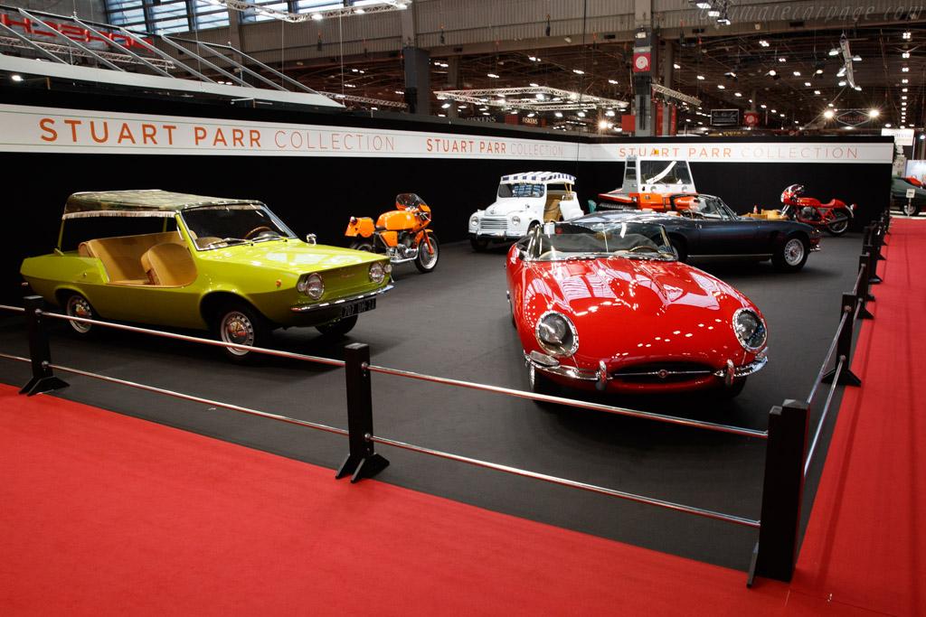 Jaguar E-Type  - Entrant: Stuart Parr Collection - 2020 Retromobile