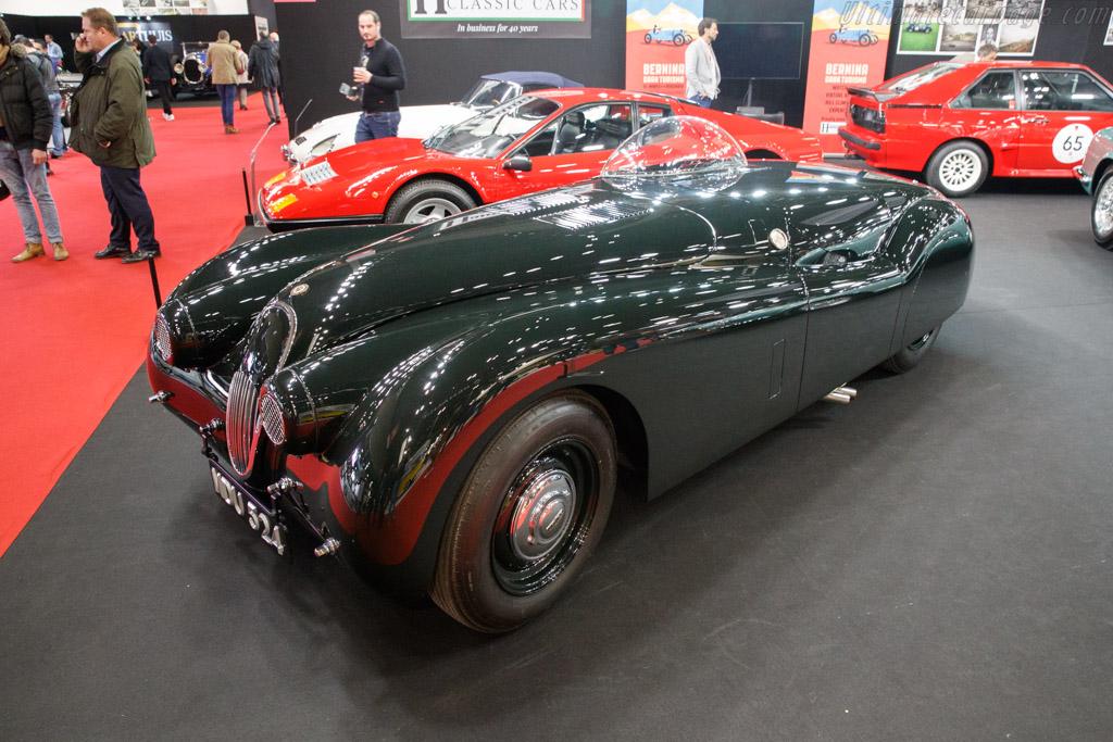 Jaguar XK120 Jabbeke - Chassis: 660986 - Entrant: Hamann Classic Cars - 2020 Retromobile