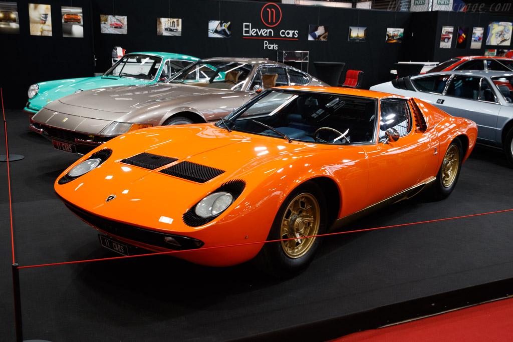 Lamborghini Miura - Chassis: 3171 - Entrant: Eleven Cars - 2020 Retromobile