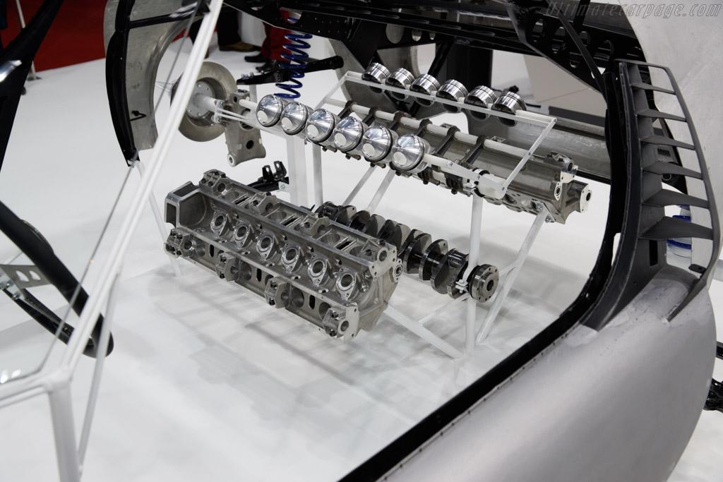 Lamborghini Miura S Parts  - Entrant: Lamborghini Polo Storico - 2020 Retromobile