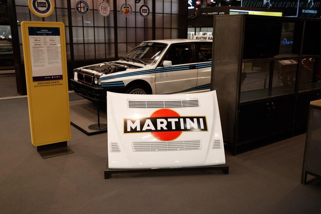 Lancia Delta HF Integrale - Chassis: ZLA831AB0 00562806 - Entrant: Lancia Storico - 2020 Retromobile