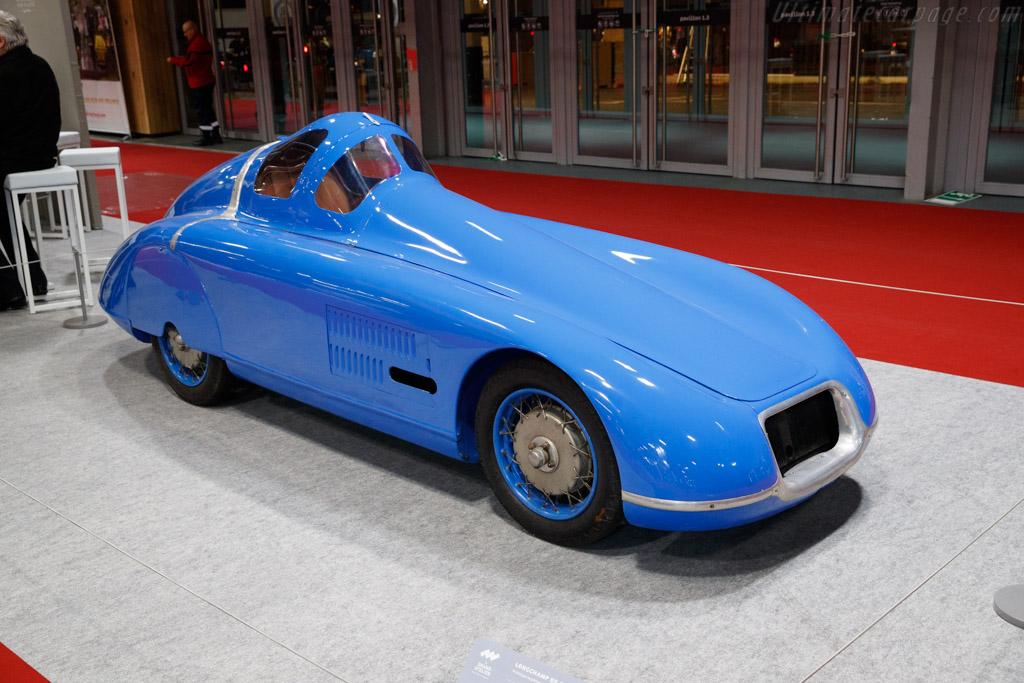 Longchamp de Coucy 350   - 2020 Retromobile