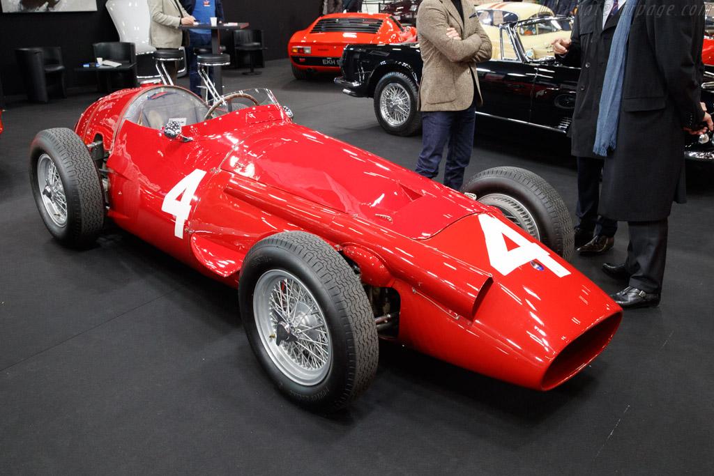 Maserati 250F - Chassis: 2515 - Entrant: Hamann Classic Cars - 2020 Retromobile