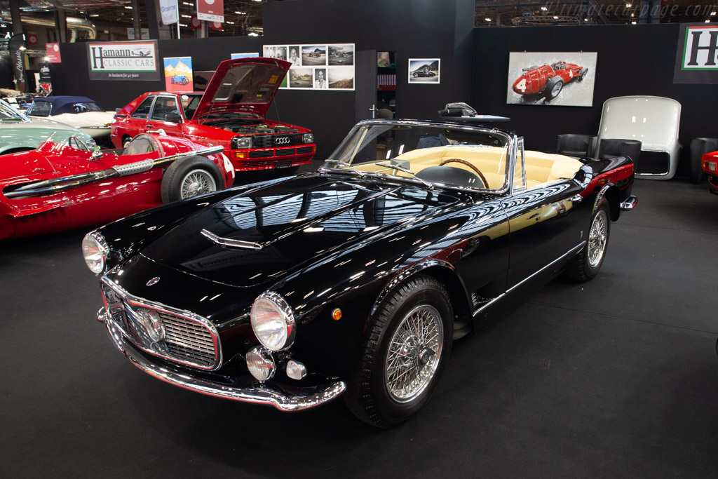Maserati 3500 GT Spider  - Entrant: Hamann Classic Cars - 2020 Retromobile