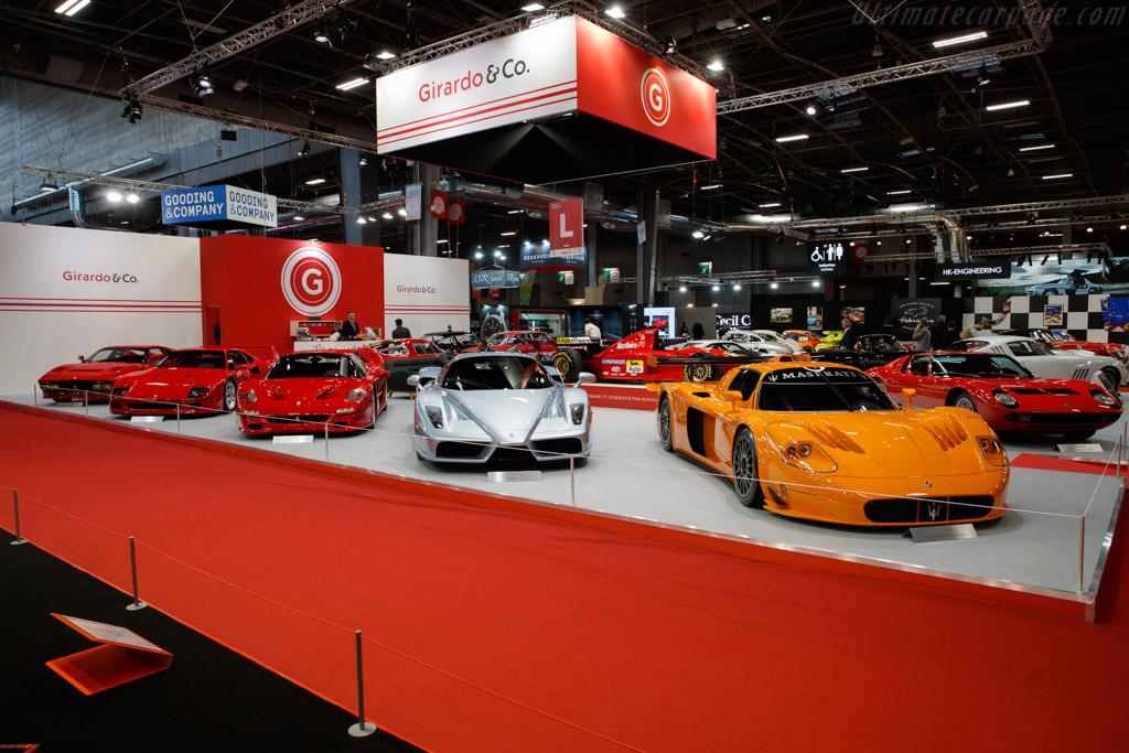 Maserati MC12 Corsa - Chassis: ZAMDF44B000029631 - Entrant: Girardo & Co. - 2020 Retromobile