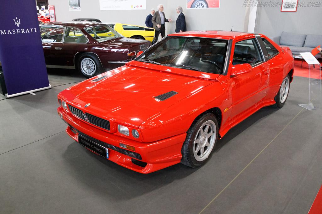 Maserati Shamal   - 2020 Retromobile