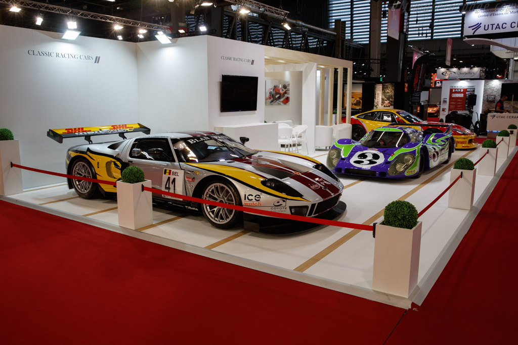 Matech Ford GT1 - Chassis: MR10FORDGT1SN003 - Entrant: Historic Cars - 2020 Retromobile