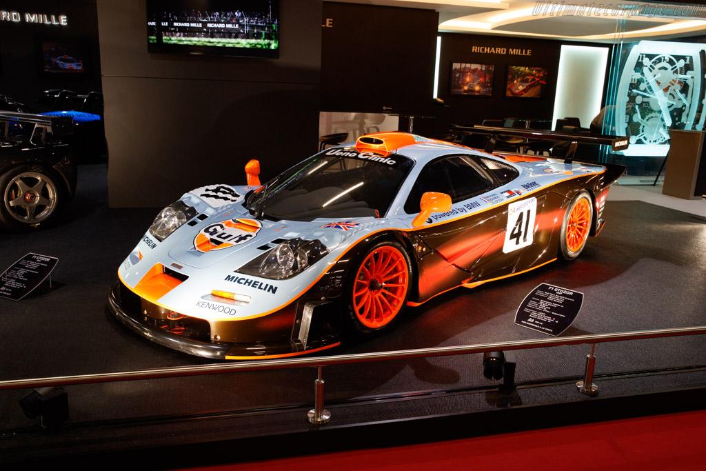 McLaren F1 GTR - Chassis: 20R - Entrant: Richard Mille - 2020 Retromobile