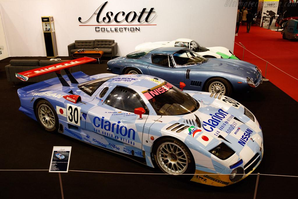 Nissan R390 GT1 - Chassis: R8 - Entrant: Ascott Collection - 2020 Retromobile