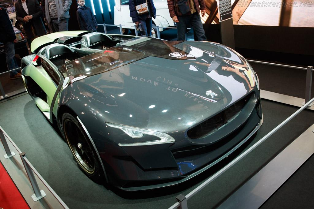 Peugeot EX1 Concept  - Entrant: Peugeot - 2020 Retromobile