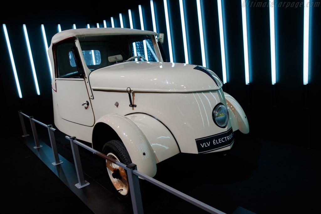Peugeot VLV Electrique  - Entrant: Peugeot - 2020 Retromobile