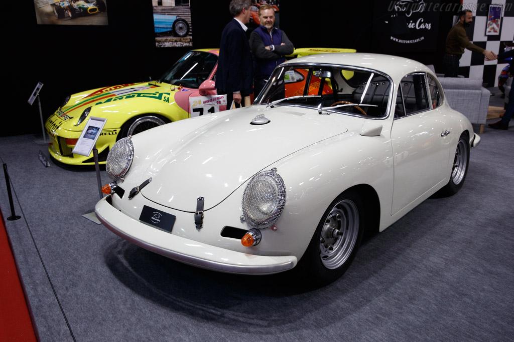 Porsche 356 Carrera 2 GS  - Entrant: Historic Cars - 2020 Retromobile