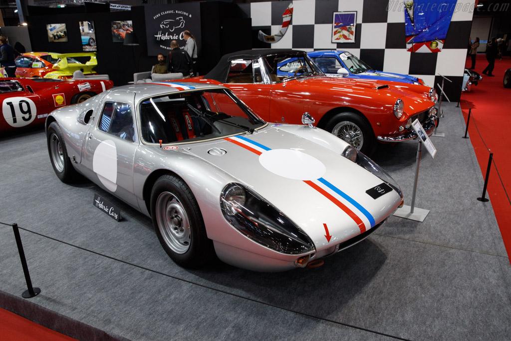 Porsche 904 Carrera GTS - Chassis: 904-049 - Entrant: Historic Cars - 2020 Retromobile
