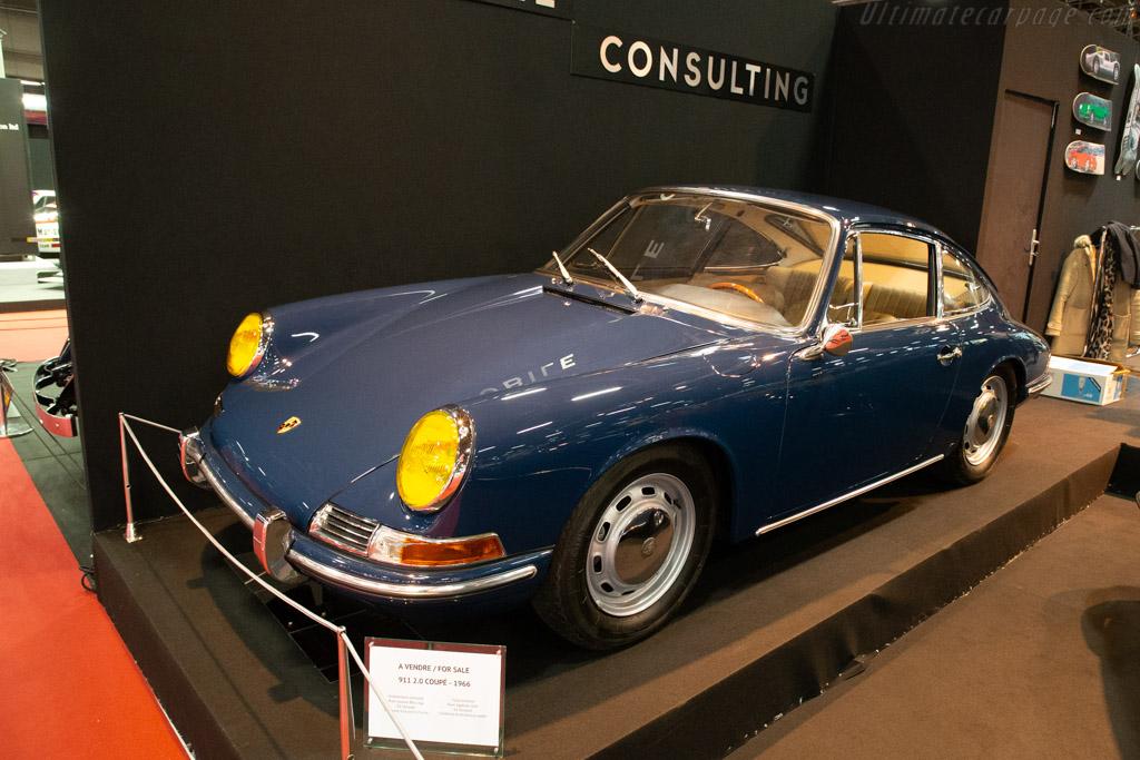Porsche 911 - Chassis: 304265  - 2020 Retromobile