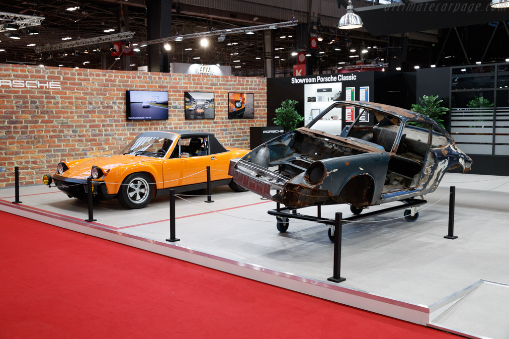 Porsche 911 - Chassis: 911 120 0380 - Entrant: Porsche Classic - 2020 Retromobile