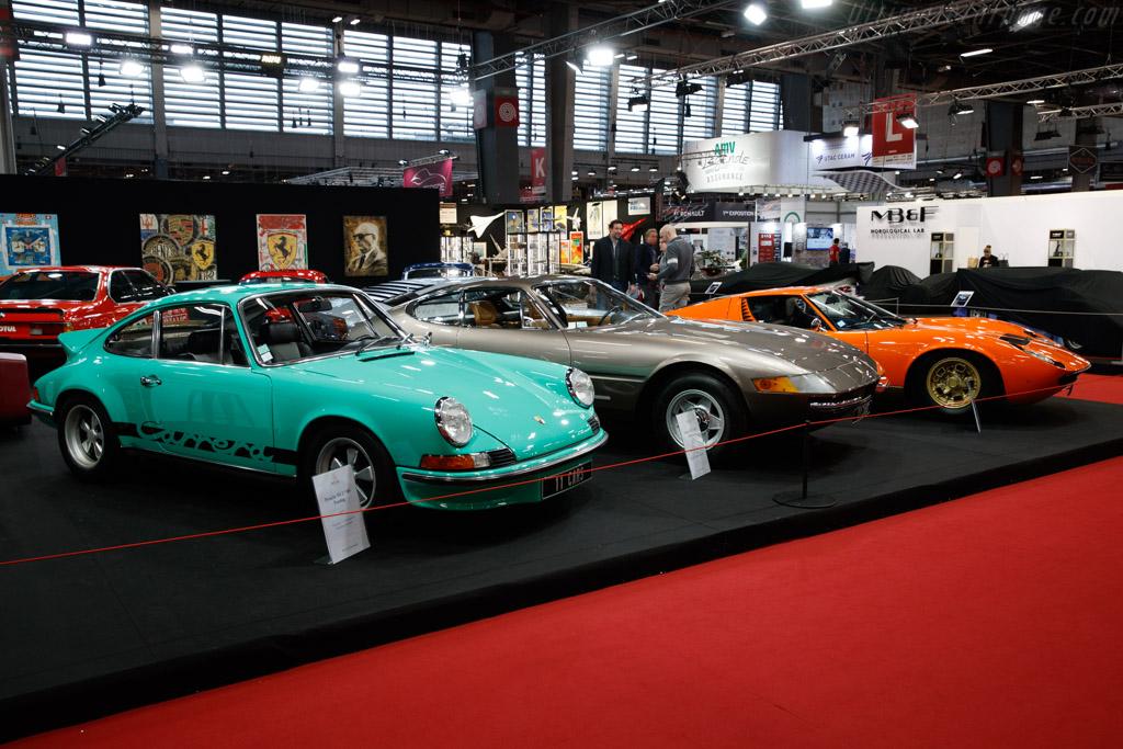 Porsche 911 Carrera RS 2.7 Touring - Chassis: 911 360 1571 - Entrant: Eleven Cars - 2020 Retromobile