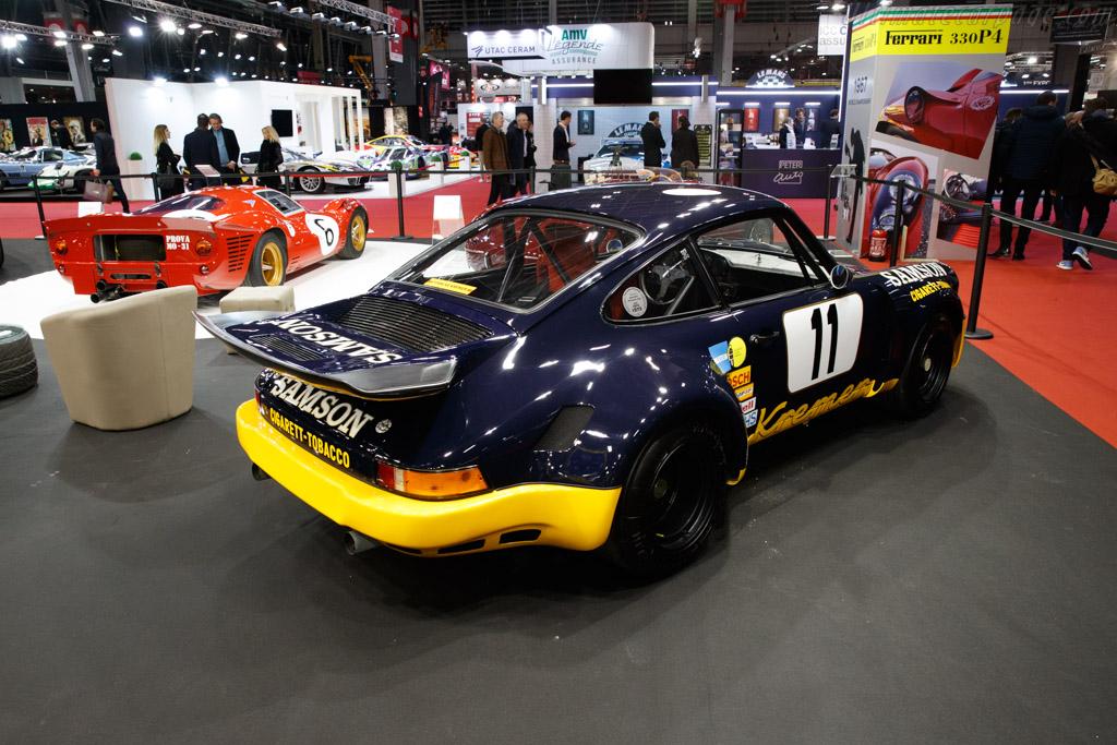 Porsche 911 Carrera RSR 3.0 - Chassis: 004 0005 - Entrant: Tradex - 2020 Retromobile