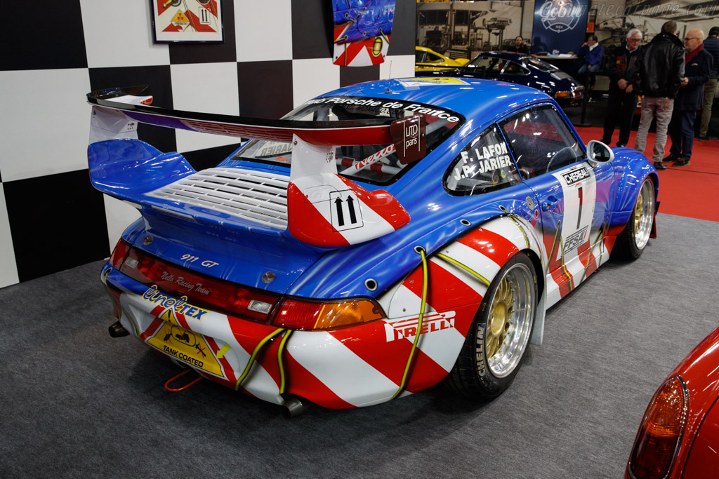 Porsche 911 GT2 - Chassis: WP0ZZZ99ZWS393012 - Entrant: Historic Cars - 2020 Retromobile