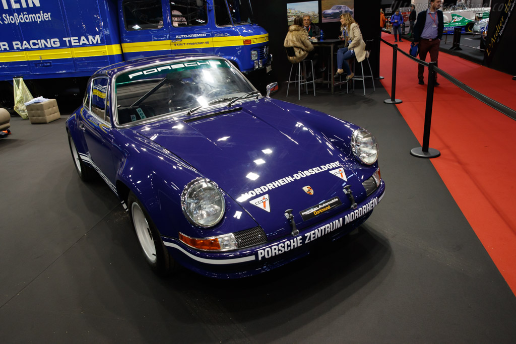 Porsche 911 ST 2.5  - Entrant: Tradex - 2020 Retromobile