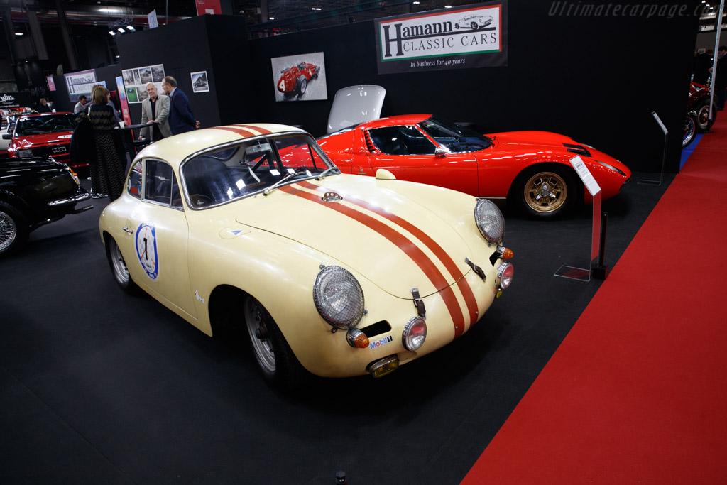 Porsche Carrera 2 GS - Chassis: 121988 - Entrant: Hamann Classic Cars - 2020 Retromobile